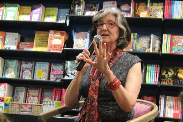 Barbara Kingsolver photographed by  Siphokazi Zama